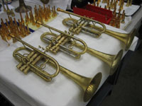 Prana LT C Trumpet