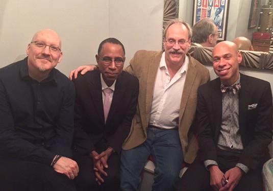 Scott Colly, Ron, Dave, Joshua Redmond