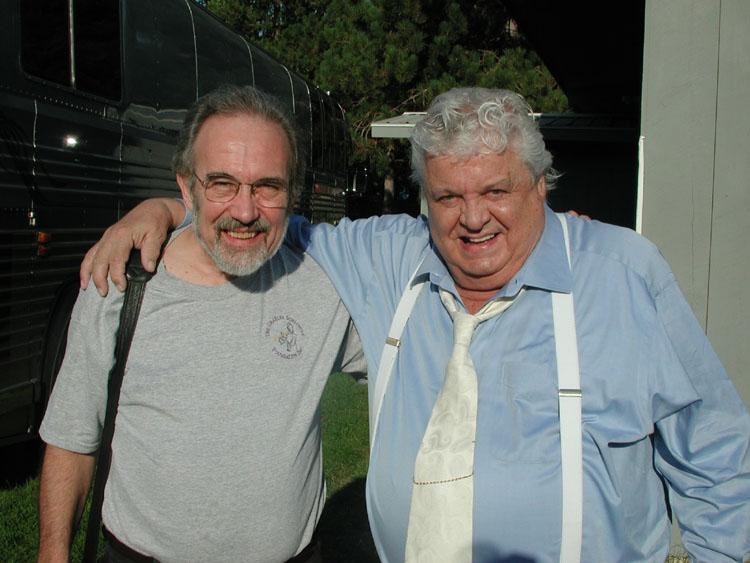 Charlie and Maynard