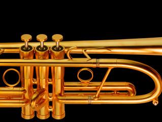 Manny Laureano's new 30th Anniversary PRANA XLT-STC C Trumpet