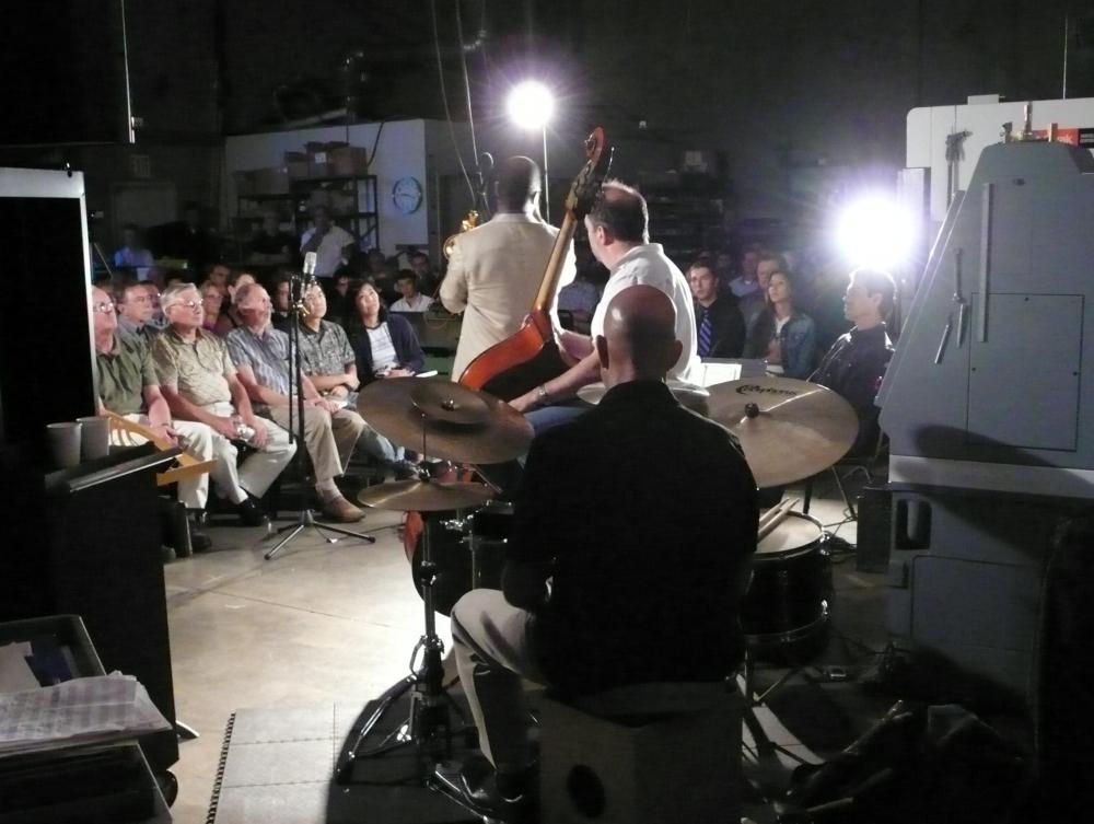 Scotty Shop Concert