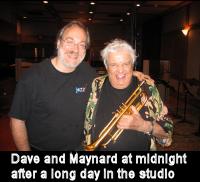 Maynard and Dave