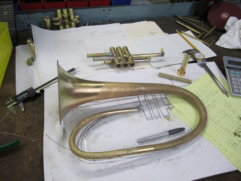 Flugelhorn Assembly