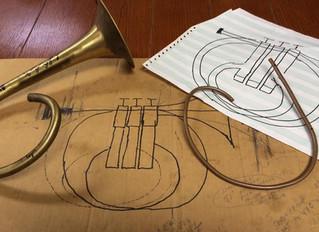 Birth of a new design...the new Monette Cornette!