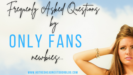 FAQ's that new OnlyFans creators need to know
