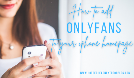 How to add OnlyFans to your iPhone homepage