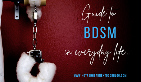 5 Tips for incorporating BDSM into your busy life schedule