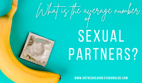 What is the average number of sexual partners?