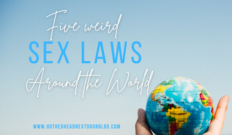 Five weird sex laws around the world