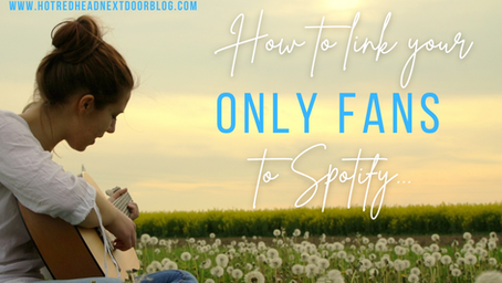 How to link OnlyFans to your Spotify playlists