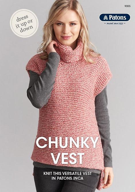 Chunky Vest