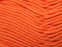 Orange Cotton Blend 8 ply Patons