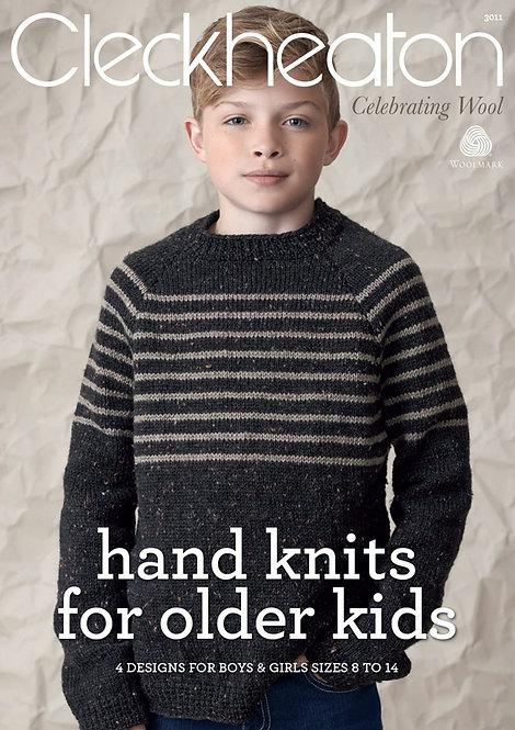 Hand Knits for Older Kids 3011