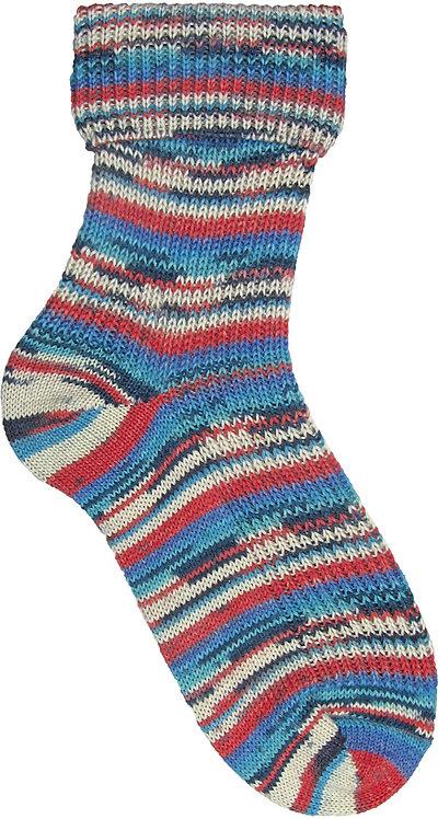 9241 Opal Rainforest 4 ply Sock Yarn