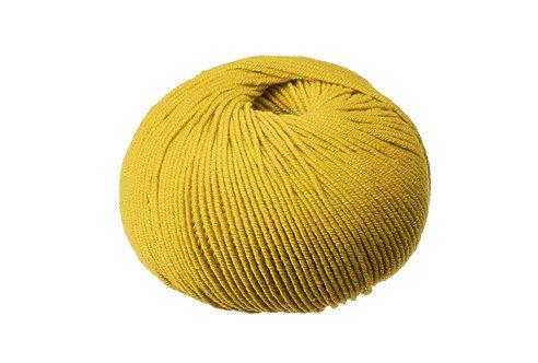 Mustard Superfine Merino Cleckheaton 8 ply Australian Merino Wool