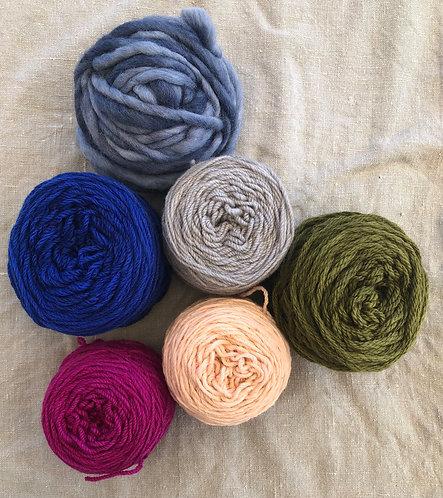 Multi I Yarn Bundle