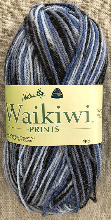 478—Waikiwi Prints 4 ply