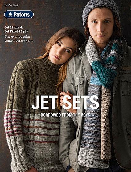 Patons Jet Sets Leaflet 0011