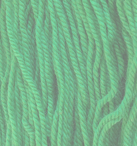 Rich Green Perendale—Mollydale Yarns