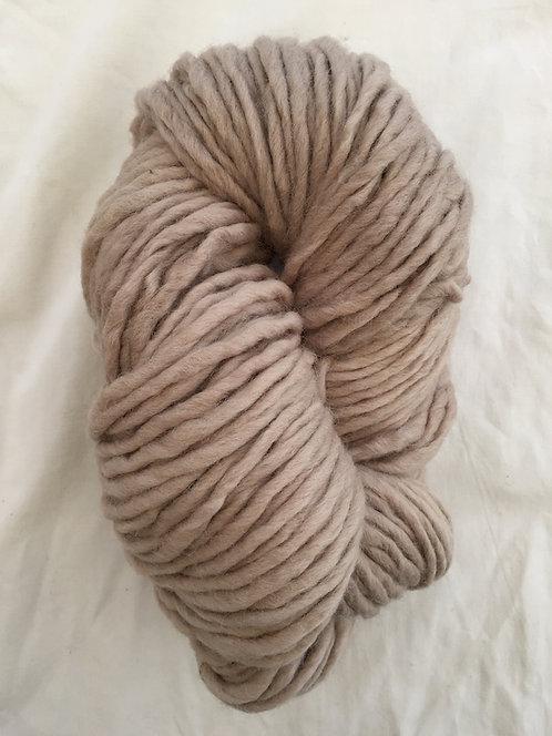 Light Brown Roving—Mollydale Yarns