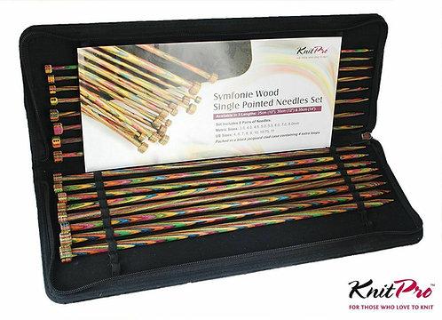 Single Pointed Needle Set 30cm—Symfonie