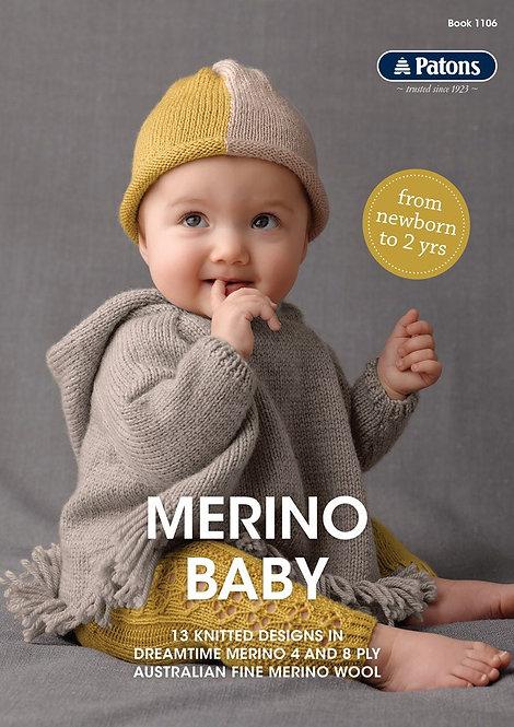 Merino Baby 1106 by Patons