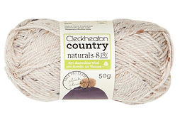 cleckheaton country naturals 8 ply