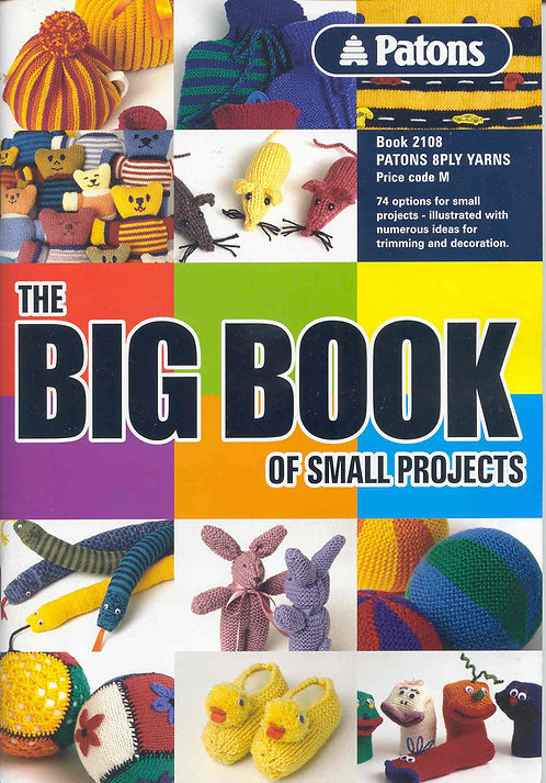 The Big Book of Small Projects 2108