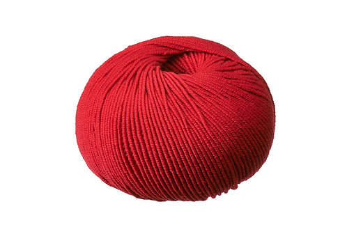 Red Superfine Merino Cleckheaton 8 ply Australian Merino Wool