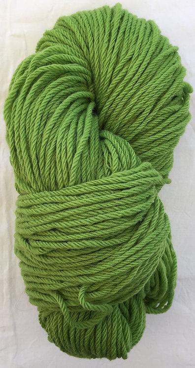 Grass Green—Rug Yarn 16 ply