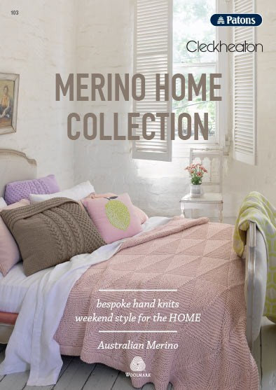 Cleckheaton Merino Home Collection