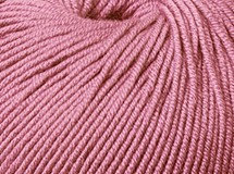 Vintage Pink—Cleckheaton Superfine Merino 4 ply
