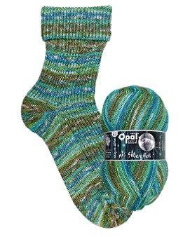 9673 Glamour —Opal 4 ply Sock Yarn