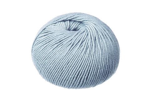 Soft Blue Superfine Merino Cleckheaton 8 ply Australian Merino Wool