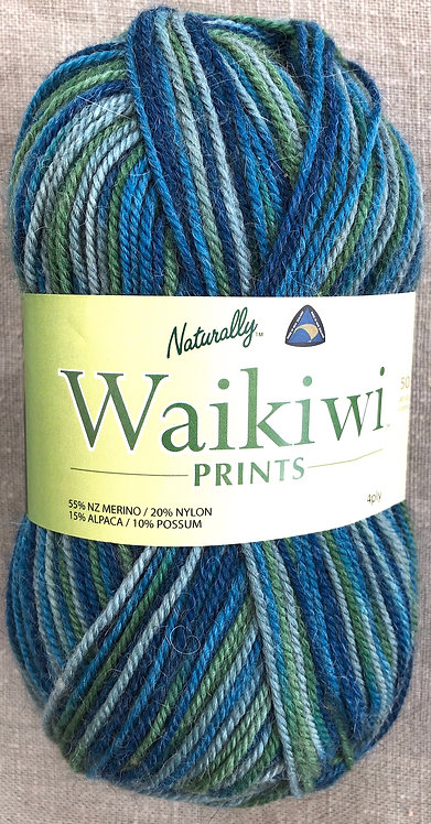 479—Waikiwi Prints 4 ply