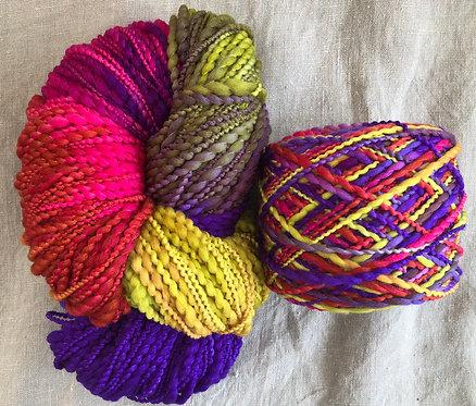 Brights Merino Slub 12 Ply—Mollydale Yarns