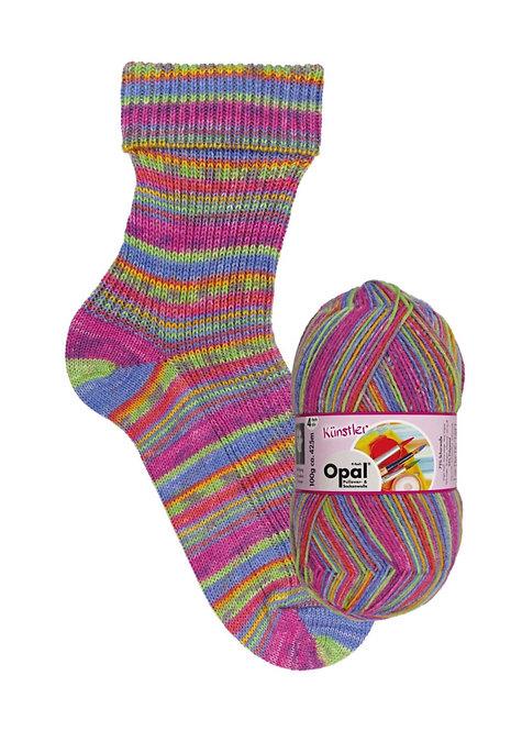 9643—Opal 4 ply Sock Yarn