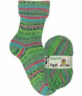 Comedy 9832—Opal 4 ply Sock Yarn