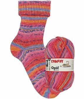 Comedy 9830—Opal 4 ply Sock Yarn
