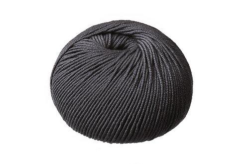 Dark Grey Superfine Merino Cleckheaton 8 ply Australian Merino Wool