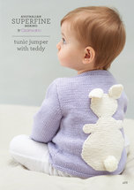 Tunic Jumper with Teddy 468 by Cleckheaton
