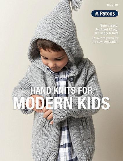 Patons Modern Kids