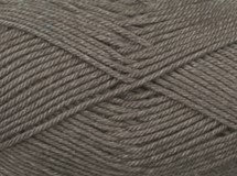 charcoal—Patons cotton blend 8 ply