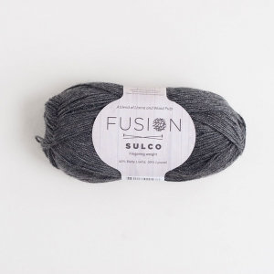 Charcoal Grey TVF023—Fusion Sulco