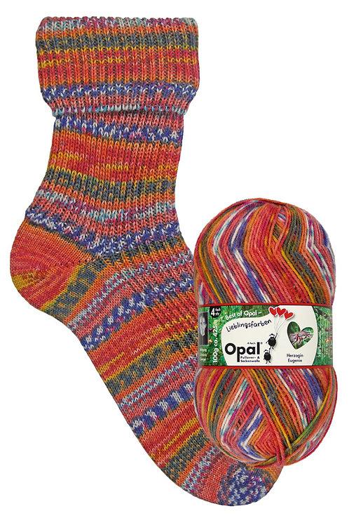 4001—Opal 4 ply Sock Yarn