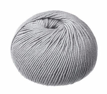 Silver Superfine Merino Cleckheaton 8 ply Australian Merino Wool