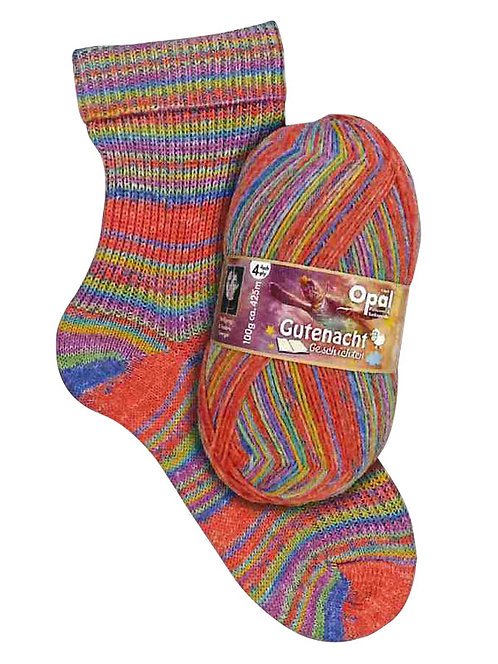 9896—Opal 4 ply Sock Yarn