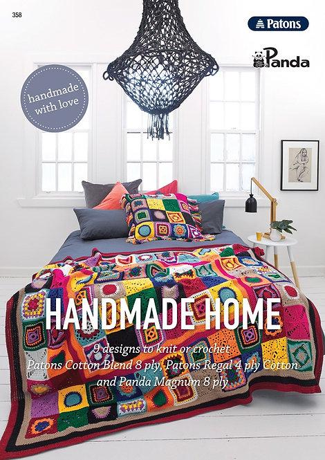Handmade Home - Patons 358