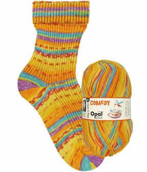 Comedy 9837—Opal 4 ply Sock Yarn