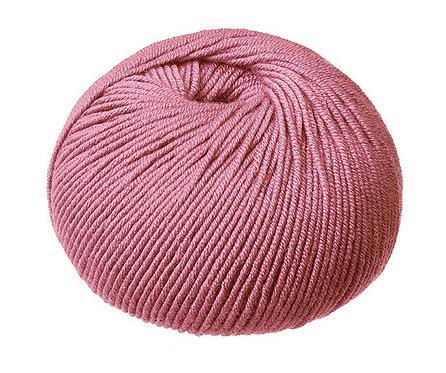Vintage Pink 66—Cleckheaton Superfine Merino 8 PLY